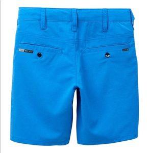 Hurley Nike Dri-FIT Chino Shorts Pool Blue
